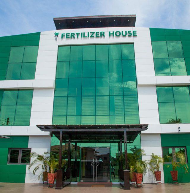 Fertilizer House