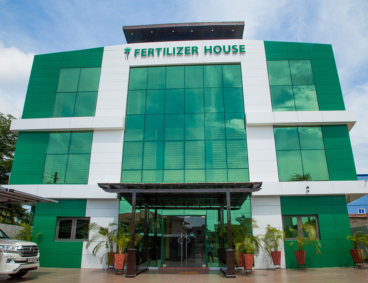 Fertilizer House