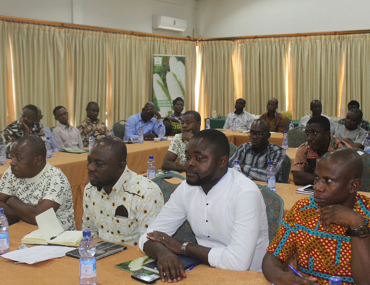 AMG distributors and retailers training