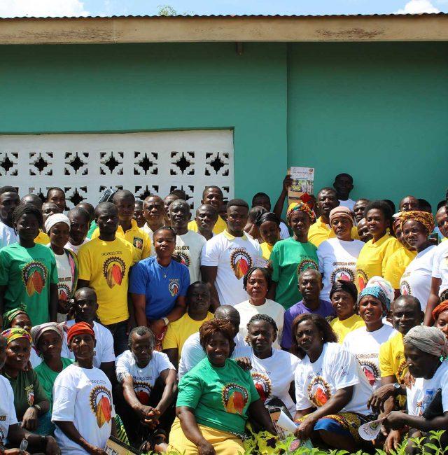 Cocoa Nti Campaign at Goaso