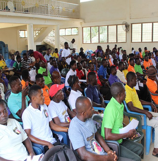 Cocoa Nti Campaign at Samreboi
